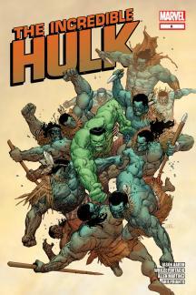 Incredible Hulk (2011) #6
