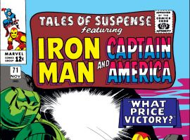 Tales of Suspense (1959) #71 Cover