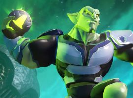 Disney Infinity: Marvel Super Heroes - Green Goblin