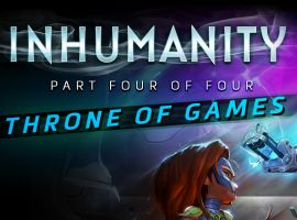 Throne of Games in Marvel Mighty Heroes