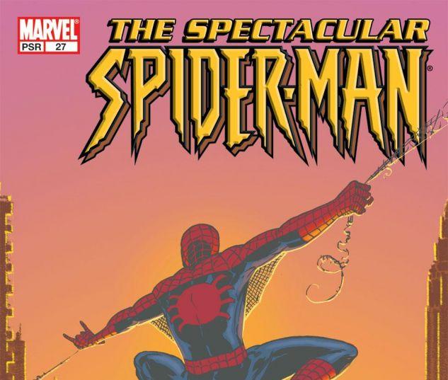 Spectacular spider man final curtain