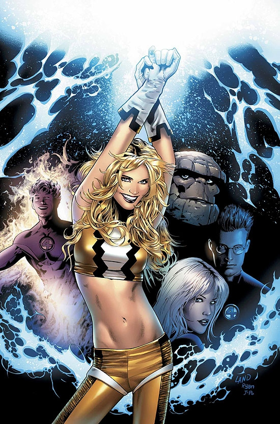 ULTIMATE FANTASTIC FOUR #0