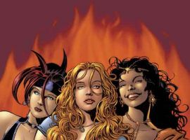 WITCHES VOL. 1 COVER