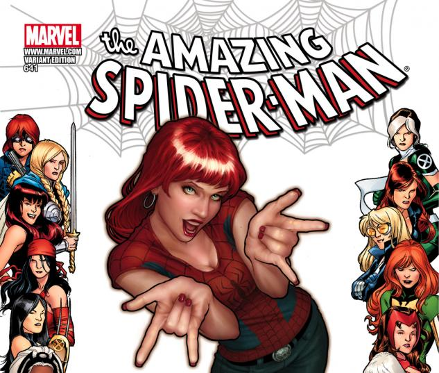Amazing Spider-Man (1999) #641 VARIANT COVER