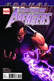 New Avengers Annual (2011) #1 (2nd Printing Variant)