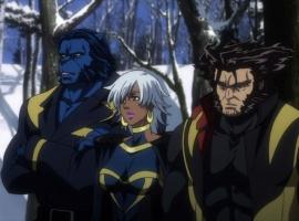 Screenshot from X-Men episode 7