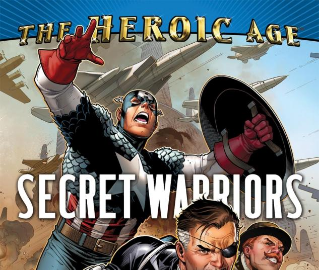 Secret Warriors (2008) #18