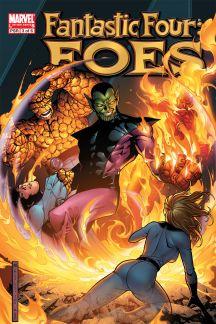 Fantastic Four: Foes #3
