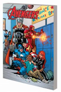 Avengers: No More Bullying (Trade Paperback)