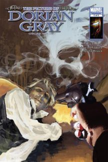 Marvel Illustrated: Picture of Dorian Gray #5