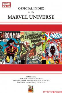 Official Index to the Marvel Universe #6