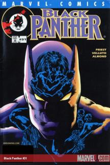 Black Panther (1998) #31