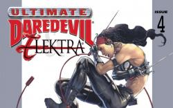 Ultimate Daredevil and Elektra #4