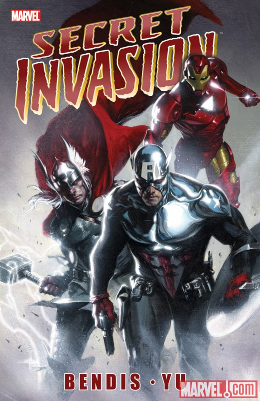 Image Featuring Iron Man, Thor