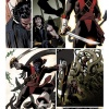 Wolverine (2010) #8 preview art by Daniel Acuna