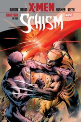 X-Men: Schism #4 