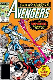 Avengers #313