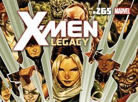 X-Men Legacy (2008) #265