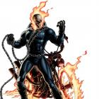Ghost Rider character model from Marvel: Avengers Alliance