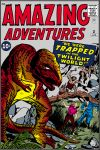 Amazing Adventures (1961) #3 Cover