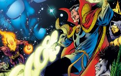 Back To Work With Doctor Strange