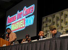 SDCC 2014: Marvel Panel Schedule