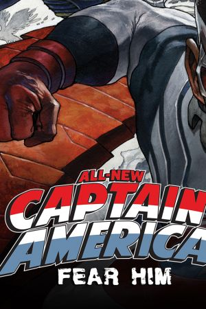 All-New Captain America: Fear Him (2015 - Present) thumbnail