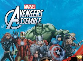 cover to Marvel Universe Avengers Assemble (2013) #3