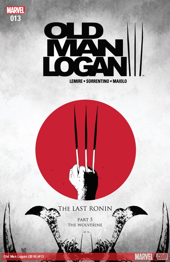 Old Man Logan (2016) #13