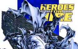 HEROES FOR HIRE 5 TOLIBAO VARIANT