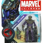 Skrull Soldier 3 3/4 Inch Marvel Universe Action Figure from Hasbro, Wave 9