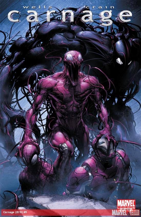 Carnage (2010) #5