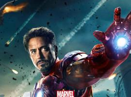 New Marvel's The Avengers poster featuring Iron Man & the Hulk