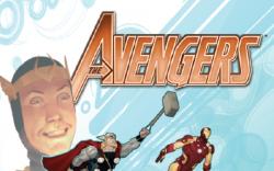 Avengers Handbook