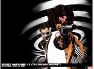Secret Warriors (2008) #6 (70S DECADE VARIANT) Wallpaper