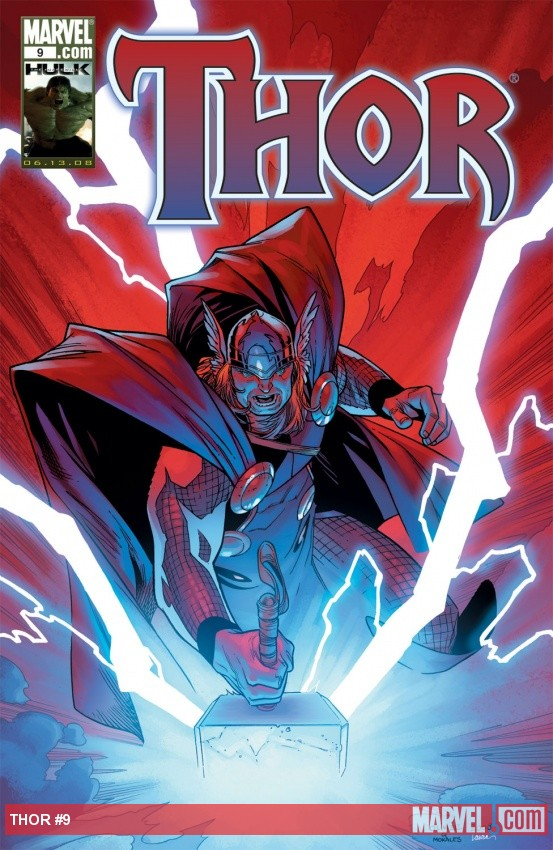 Thor (2007) #9
