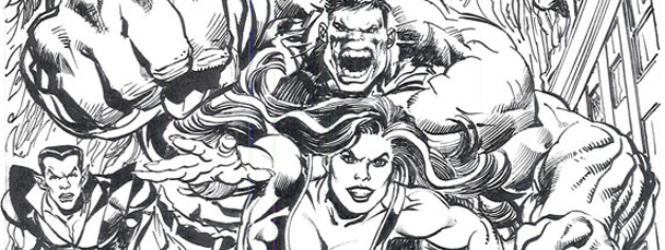 Sneak Peek: Neal Adams Defenders #1 Cover
