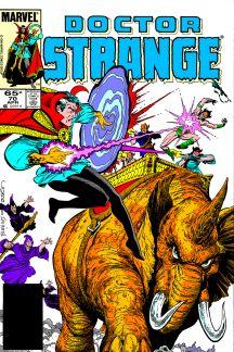 doctor strange 1974 70 comics