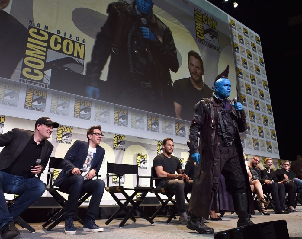 SDCC 2016: Marvel Studios Hall H Gallery