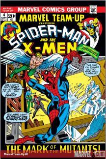 Marvel Team-Up (1972) #4