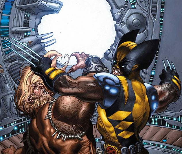 WOLVERINE #53