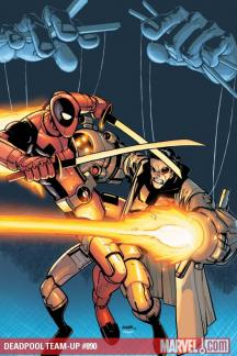 Deadpool Team-Up (2009) #890