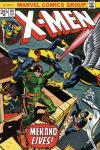 Uncanny X-Men #84 Cover