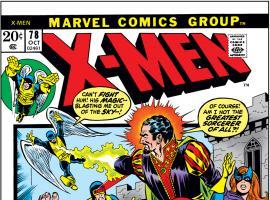 Uncanny X-Men #78