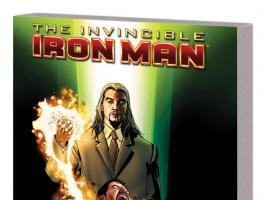 INVINCIBLE IRON MAN VOL. 10: LONG WAY DOWN TPB
