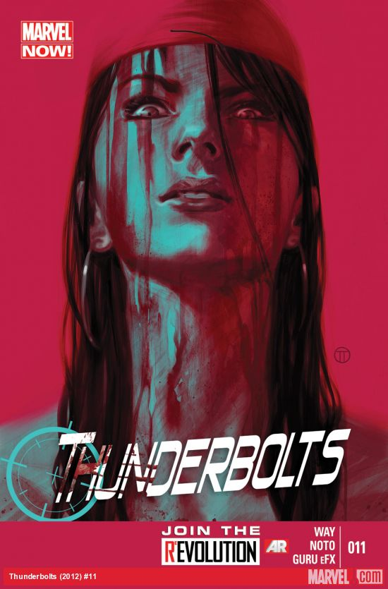 Thunderbolts (2012) #11 Cover