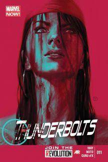 Thunderbolts #11
