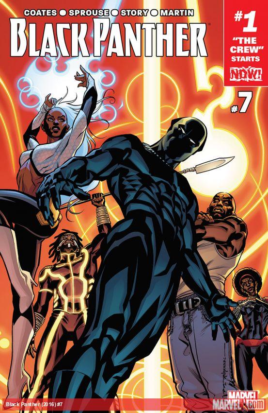 Black Panther (2016) #7