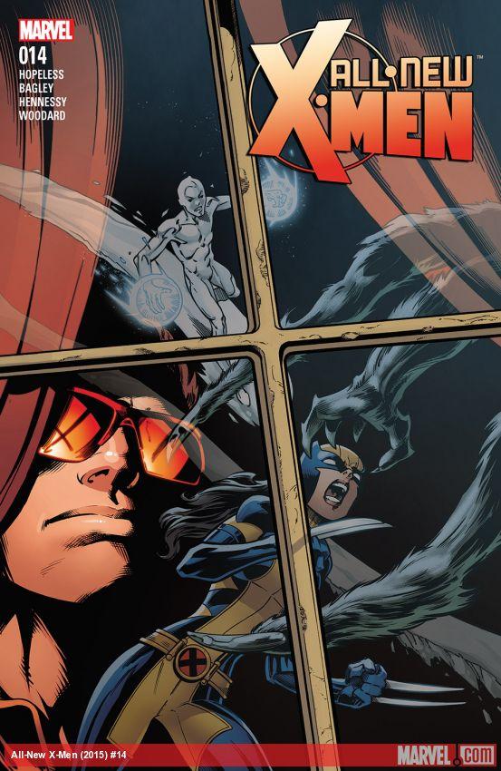 All-New X-Men (2015) #14