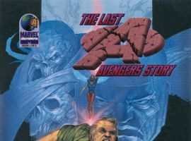 Last Avengers Story, The #1
